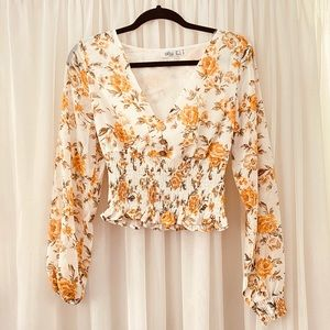 Ally top, size 12